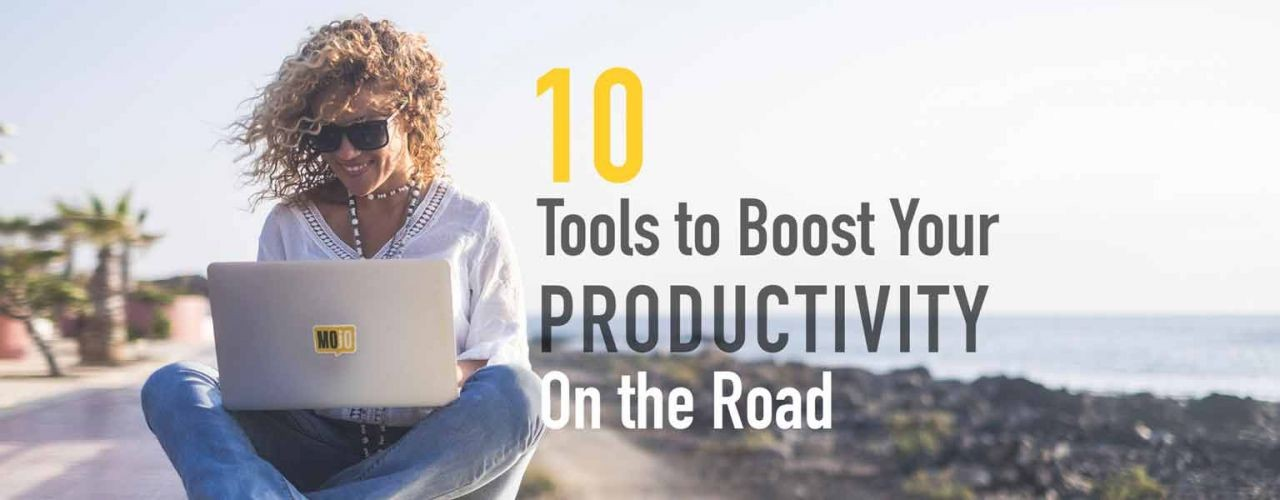 10 Tools to Boost Your Productivity on the Road