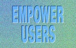 Empower Users | editorial graphic | MojoMediaPros Nashville