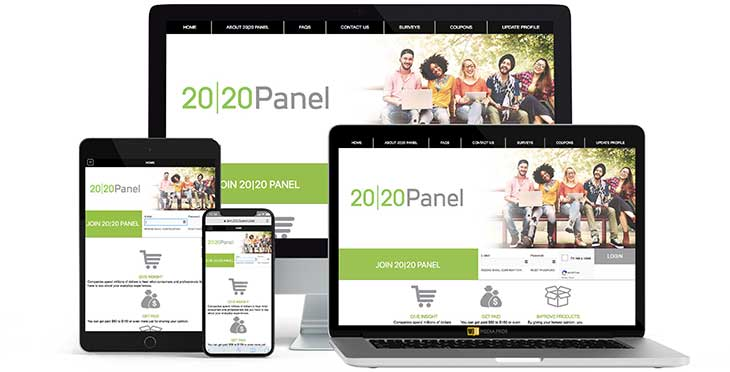 2020panel.com Website Restyling by MojoMediaPros